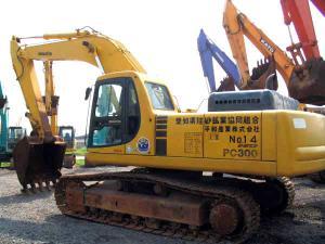 小松PC300-6