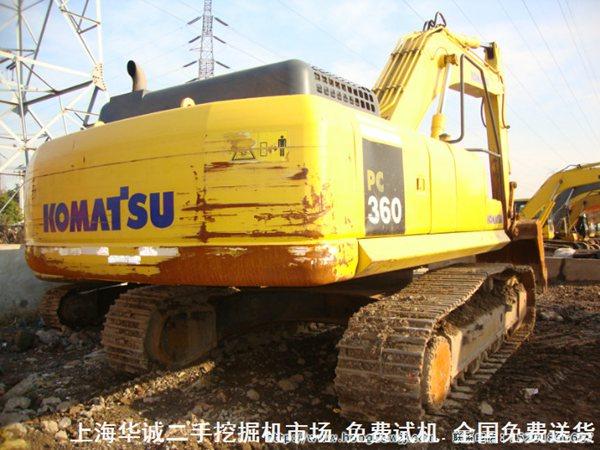 小松挖掘机360-7