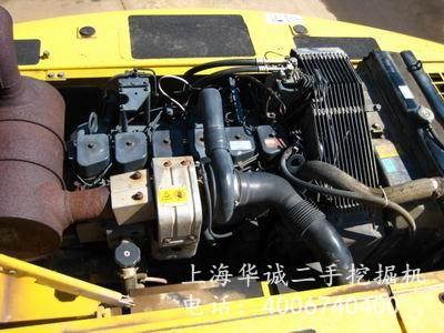 小松200-6发动机