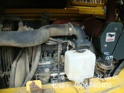 小松60-7发动机