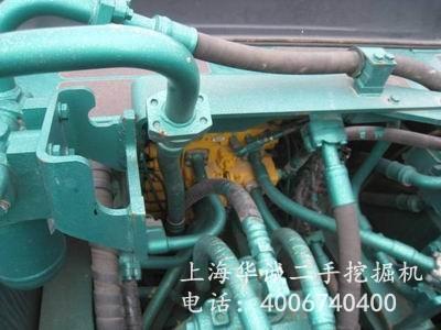神钢SK120-5分配阀