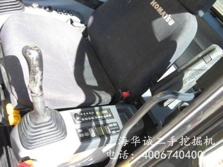 小松300-7驾驶室后座