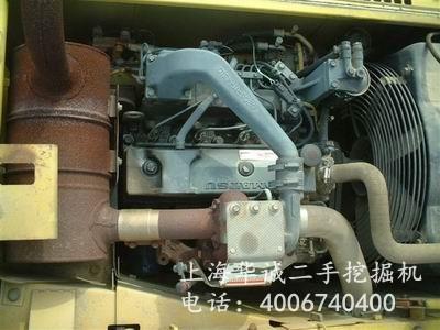 小松100-6发动机