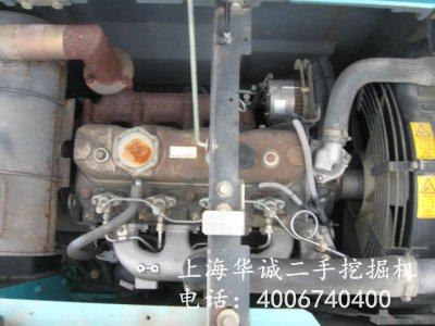 神钢SK115sr发动机
