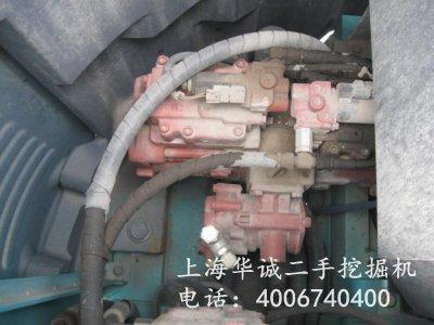神钢SK115sr主泵