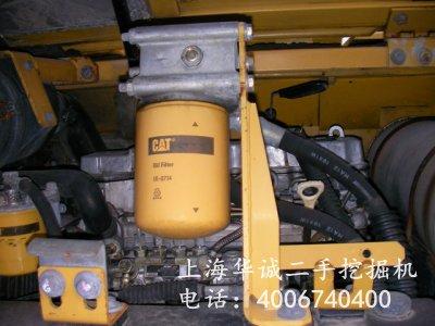 卡特307C发动机