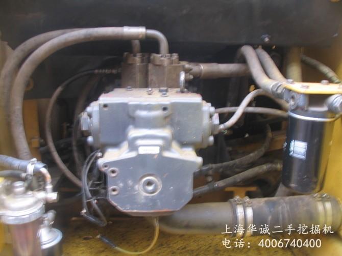 小松PC220-7液压泵