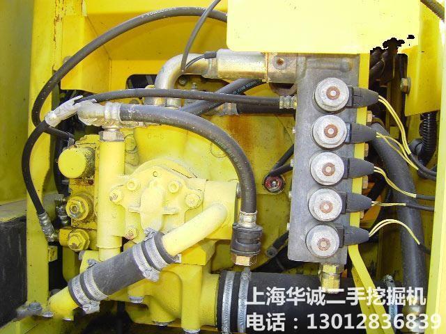 小松120-6液压泵