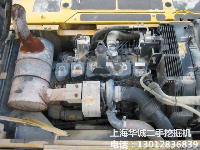 小松200-7发动机