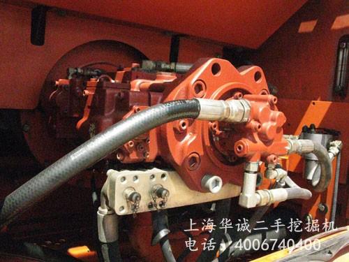 大宇300-7液压泵2