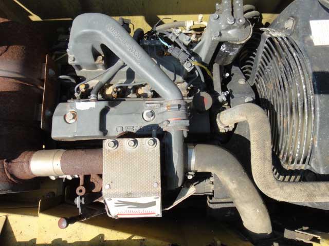 小松120-6发动机