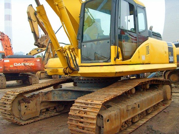 小松360 7挖掘机履带-挖机小松360参数 小松挖机360 挖机小松360上