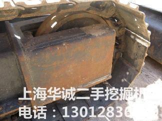 大宇挖掘机60-7履带
