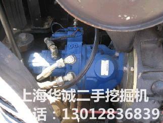 大宇挖掘机60-7液压泵