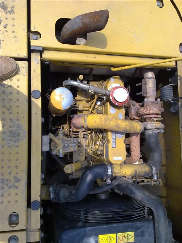 二手卡特312C挖机发动机