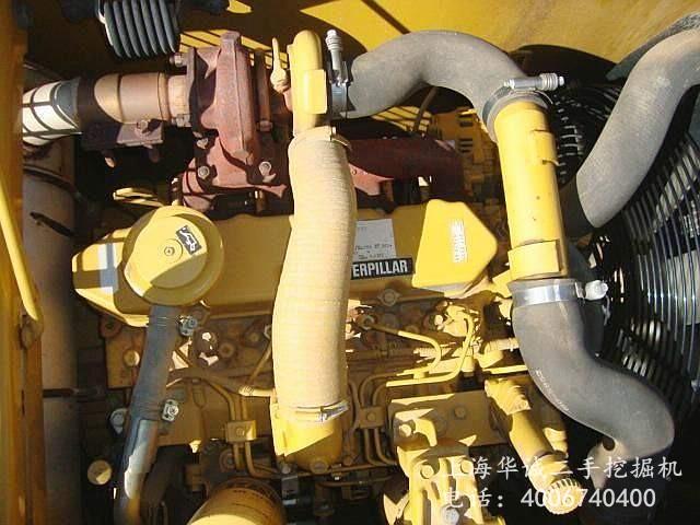 卡特312C发动机