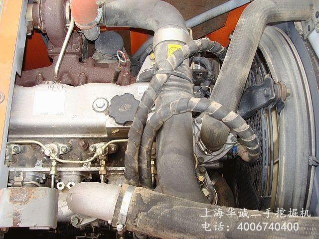 日立120-2发动机