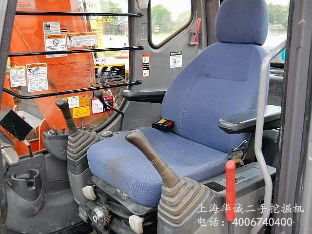 日立zx120-2驾驶室