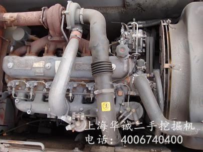 日立200-5发动机