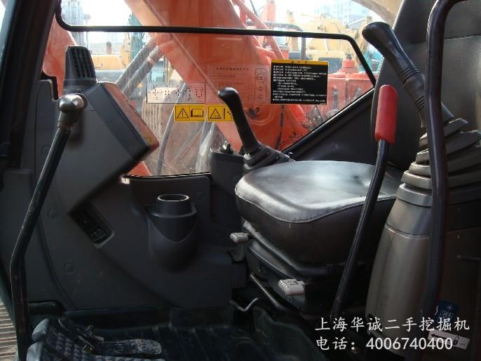 日立zx70驾驶室