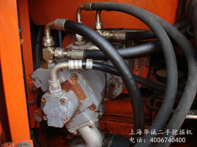 日立zx70液压泵