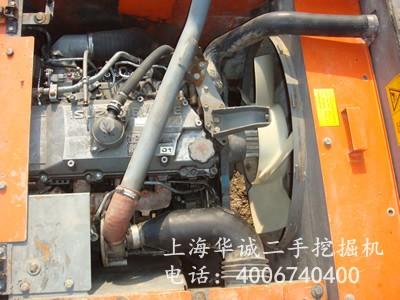日立Zaxis240-3发动机