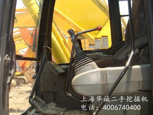 小松PC210-6驾驶室