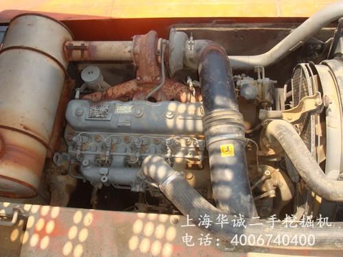 日立ZX210发动机