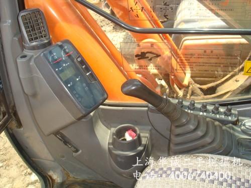 日立ZX210驾驶室