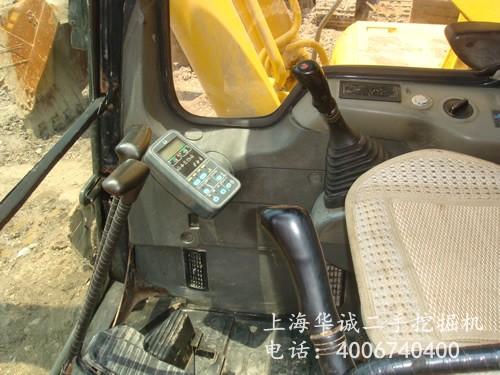 小松PC220-6驾驶室