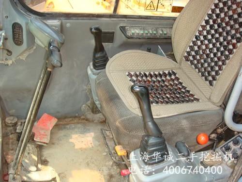 VOLVO55驾驶室