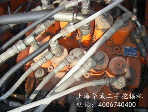 大宇DH220LC-V液压泵