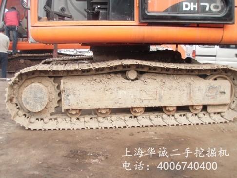 大宇DH70-7链条