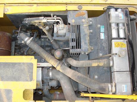 小松130-7发动机